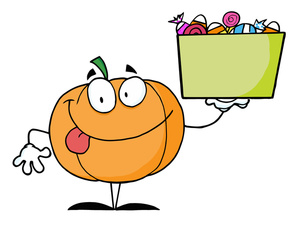 Halloween candy clipart free images 6