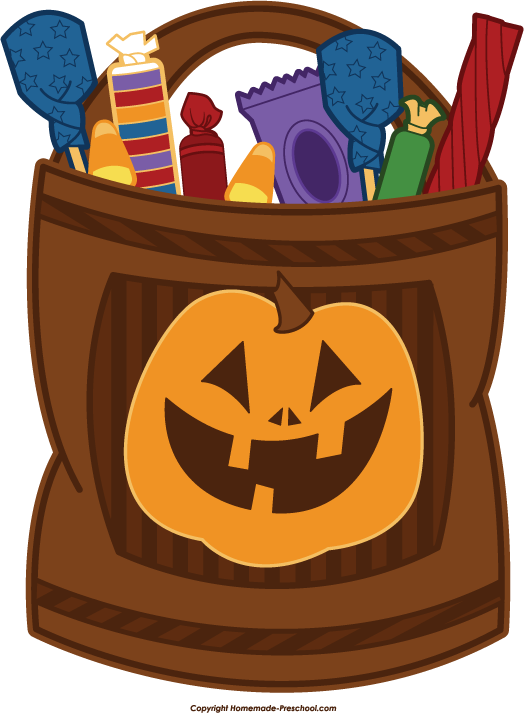 Halloween candy free halloween clipart