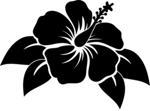 Hawaiian flower 0 images about clip art for quilts on