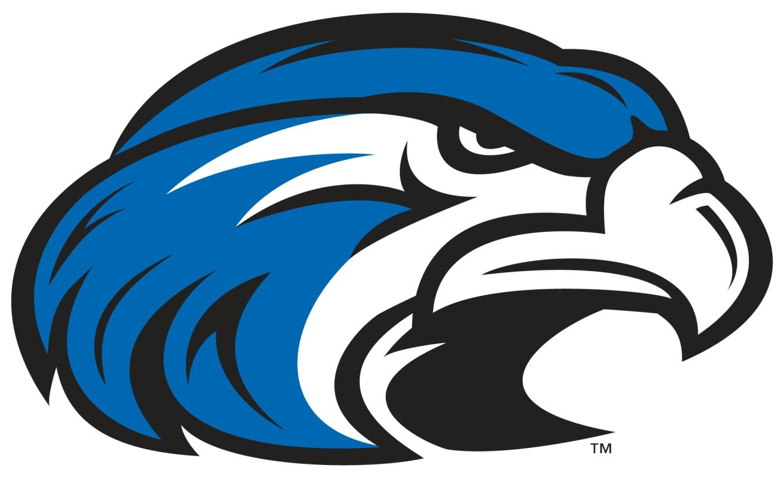 Hawks football clipart