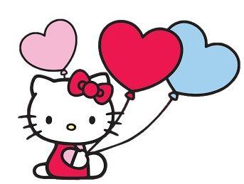 Hello kitty clip art 3 image