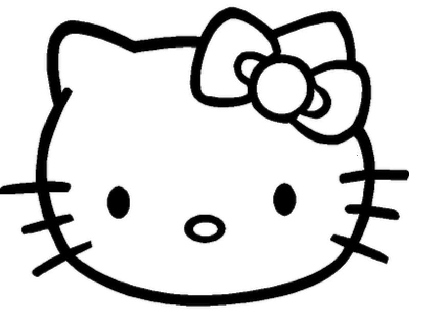 Hello kitty clip art clipart