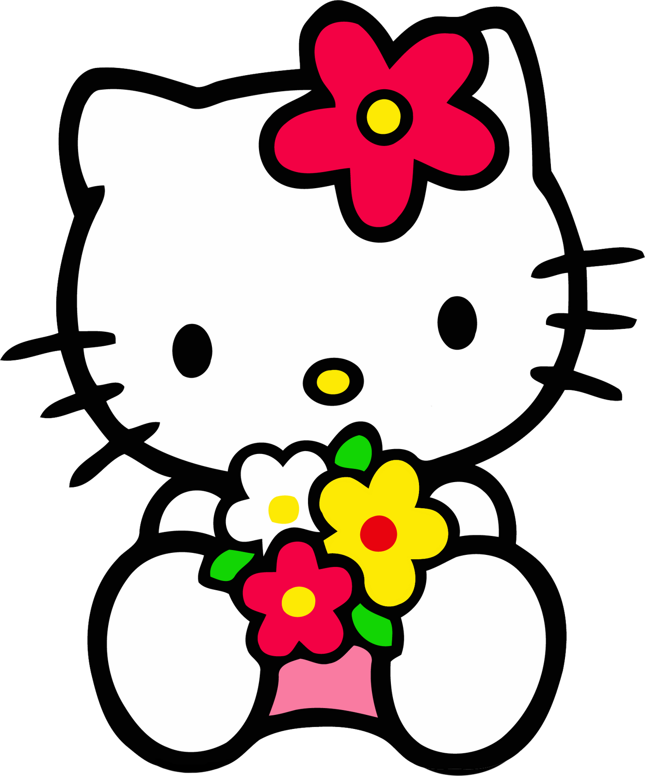 Hello kitty clipart 10