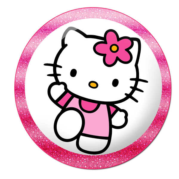 Hello kitty clipart 8