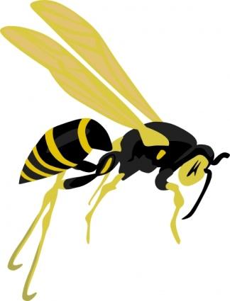 Hornet mascot clipart clipart