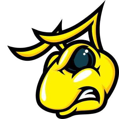 Hornet mascot pictures clip art