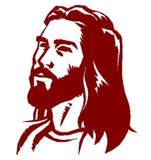 Jesus children clip art free clipart images