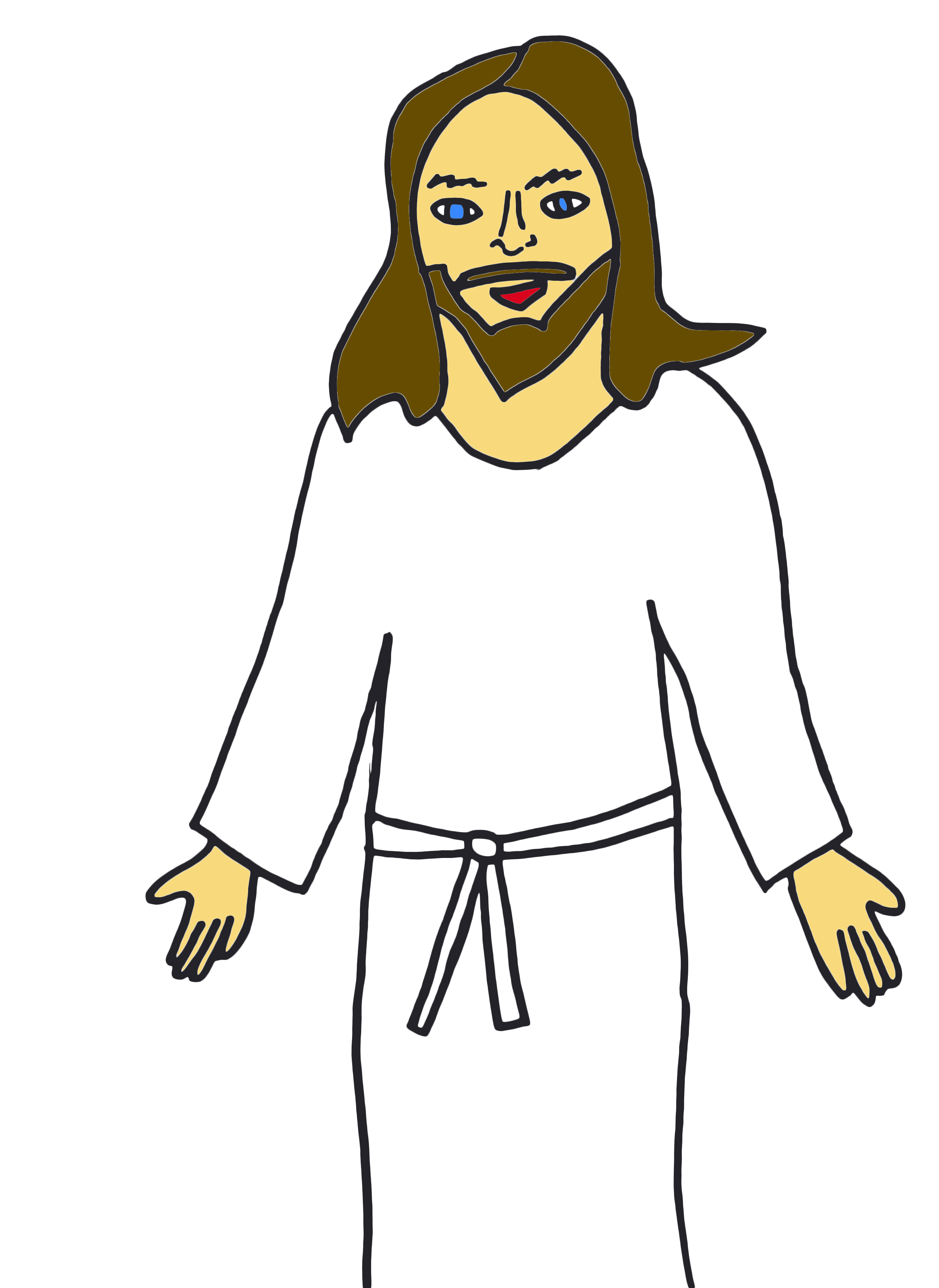 Jesus christmas clip art religious clipart