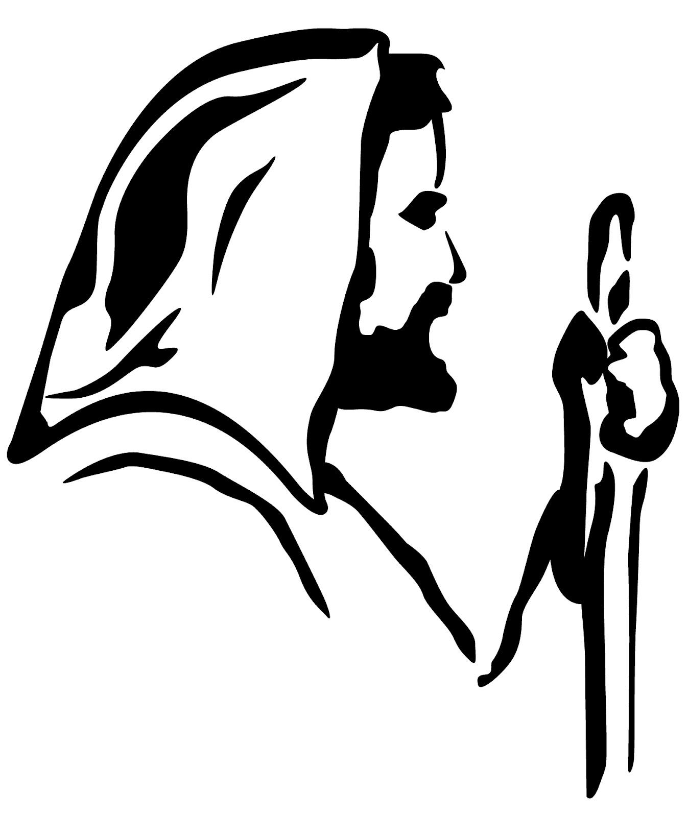 Jesus clipart 9