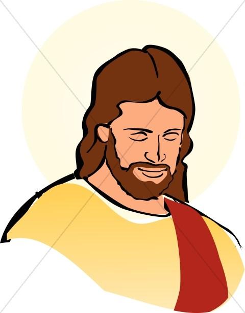 Jesus clipart clip art graphics images sharefaith 2