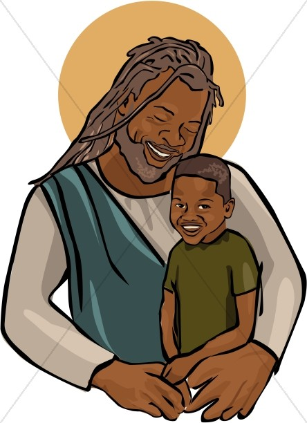 Jesus clipart clip art graphics images sharefaith 3