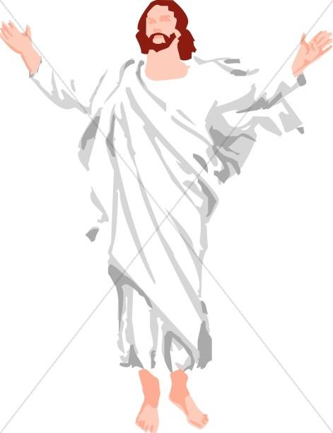 Jesus clipart clip art graphics images sharefaith 5