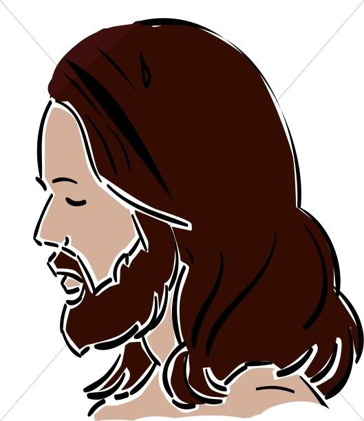 Jesus clipart clip art graphics images sharefaith 7