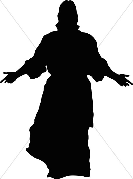Jesus clipart clip art graphics images sharefaith 8