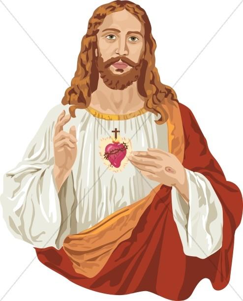 Jesus clipart clip art graphics images sharefaith