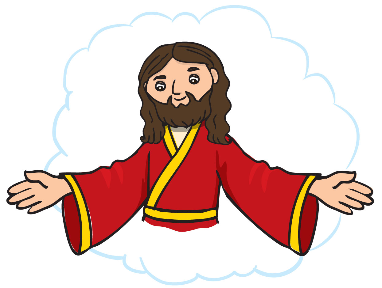 Jesus clipart to download