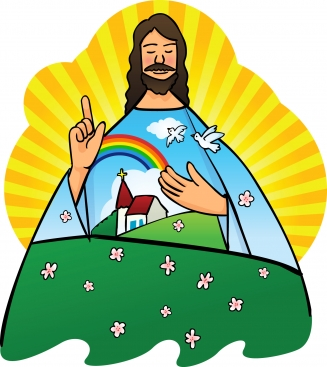 Jesus love clipart free images 3