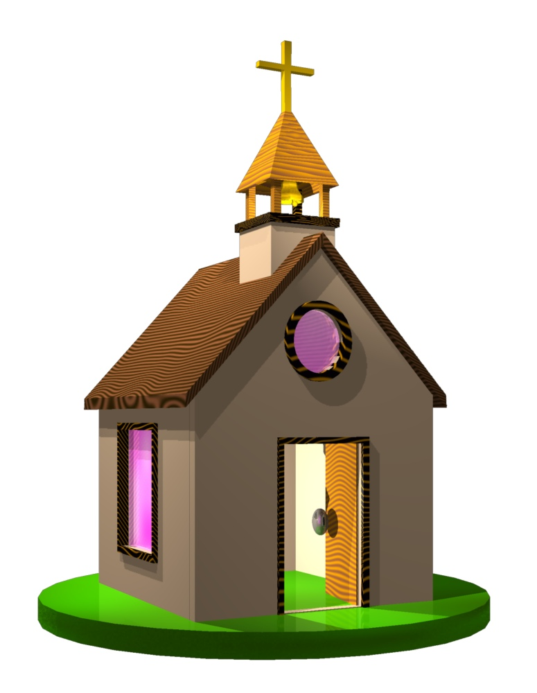 Kids church clip art free clipart images 4