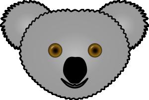 Koala clip art clipart
