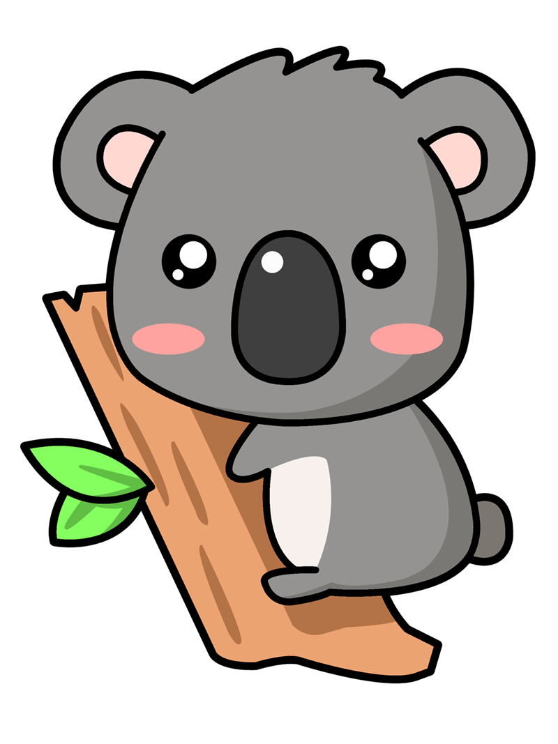 Koala clipart 2
