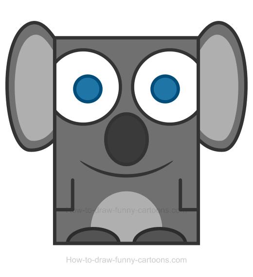 Koala clipart 4