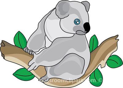 Koala clipart bear 2