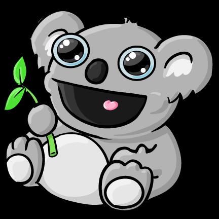 Koala clipart clipart