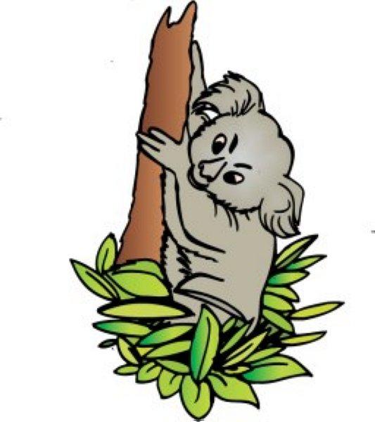 Koala clipart koala