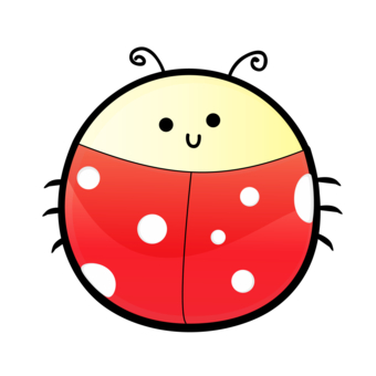 Ladybug outline clipart free images 10