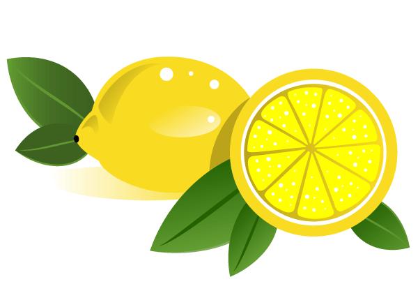 Lemon clip art 2 2
