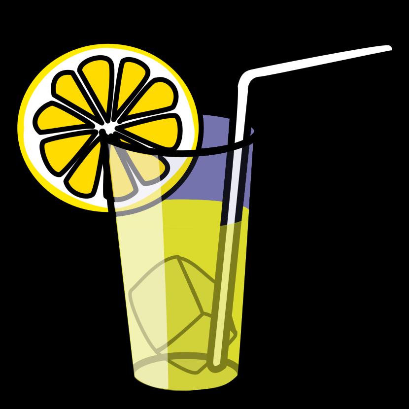 Lemon clip art 2