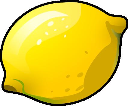 Lemon clip art free clipart images 2 2