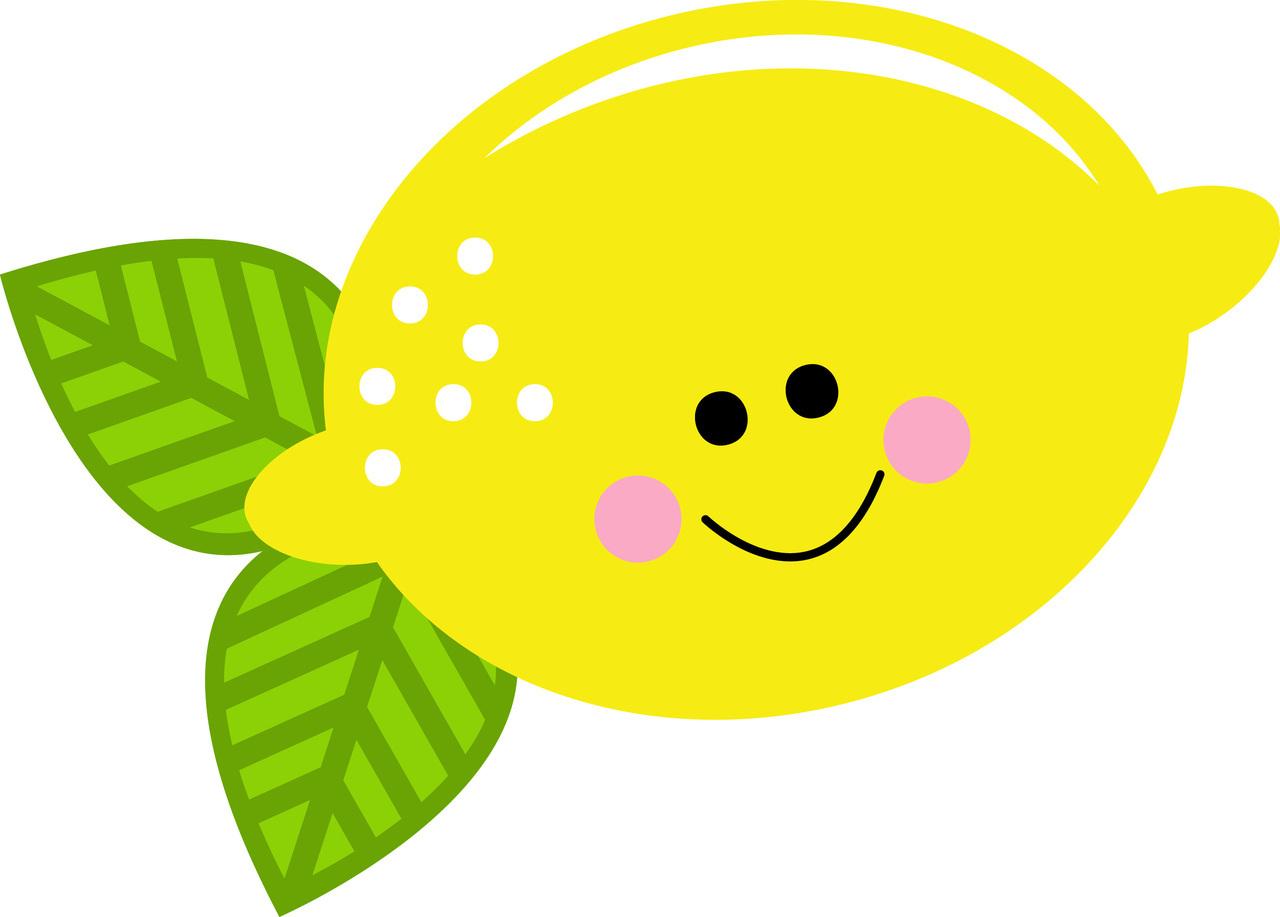 Lemon clip art free clipart images 2