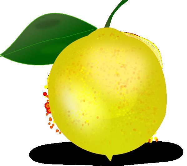 Lemon clip art free clipart images 7