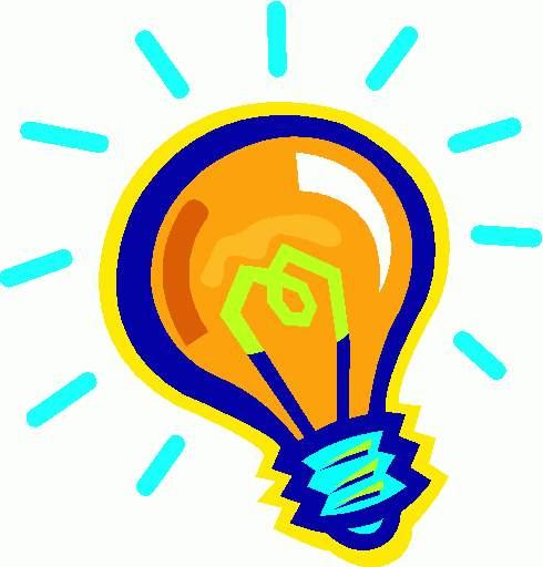 Light bulb lightbulb clipart free images 5