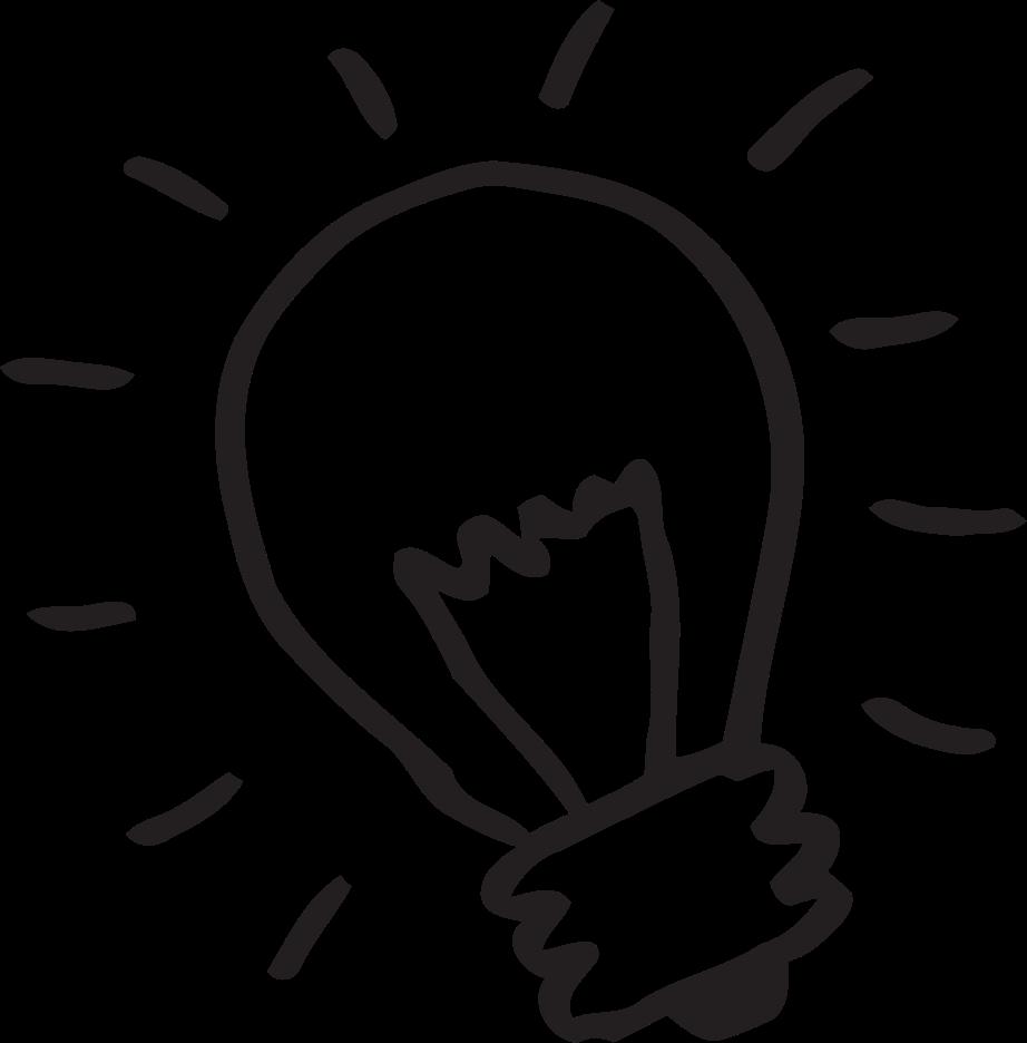Light bulb lightbulb clipart free images 6