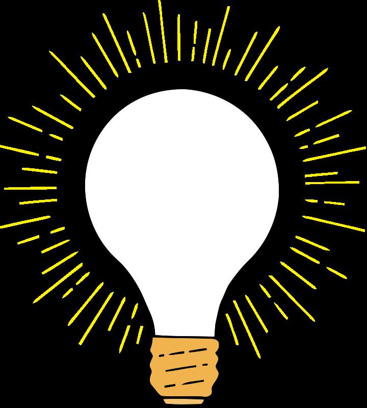 Light bulb lightbulb clipart free images 7