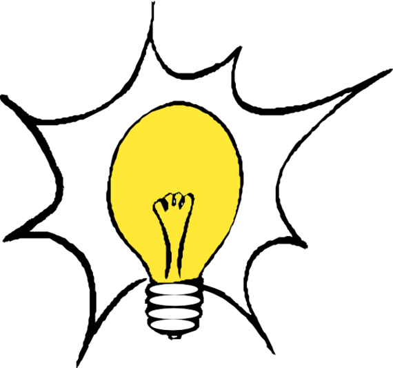 Lightbulb clip art clipart free to use resource