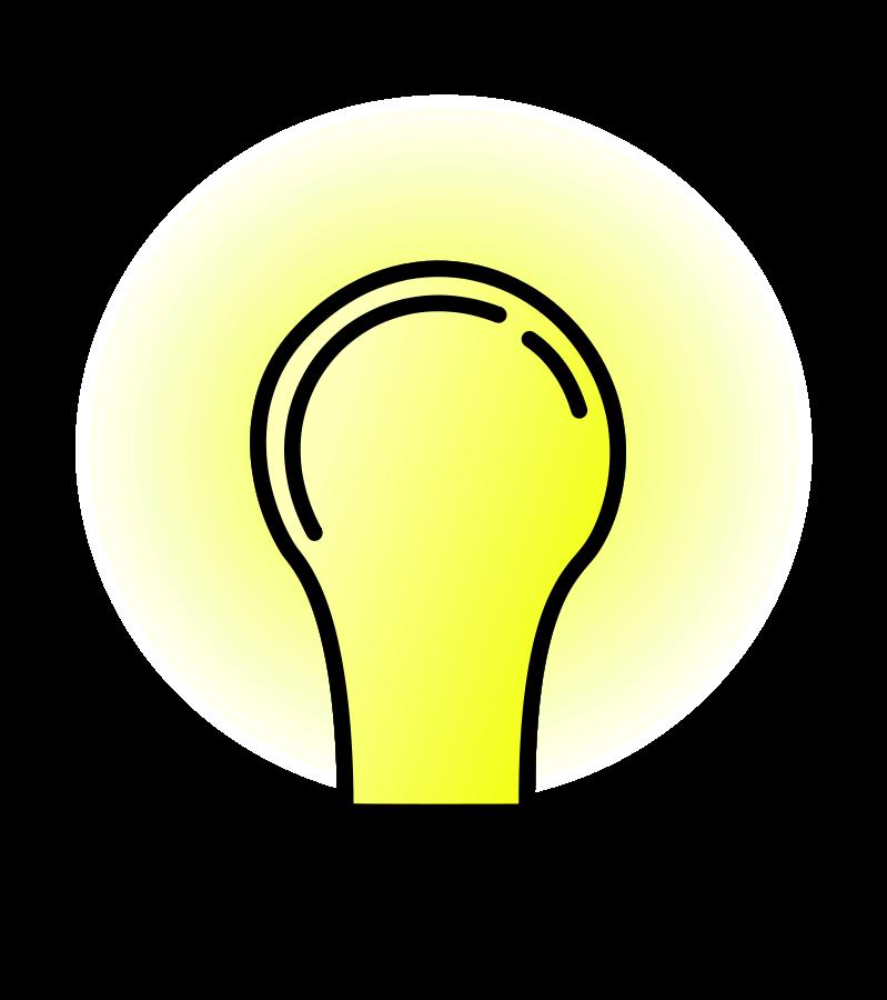 Lightbulb free light bulb clip art 3