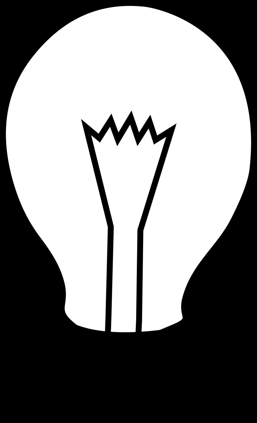 Lightbulb free light bulb clip art
