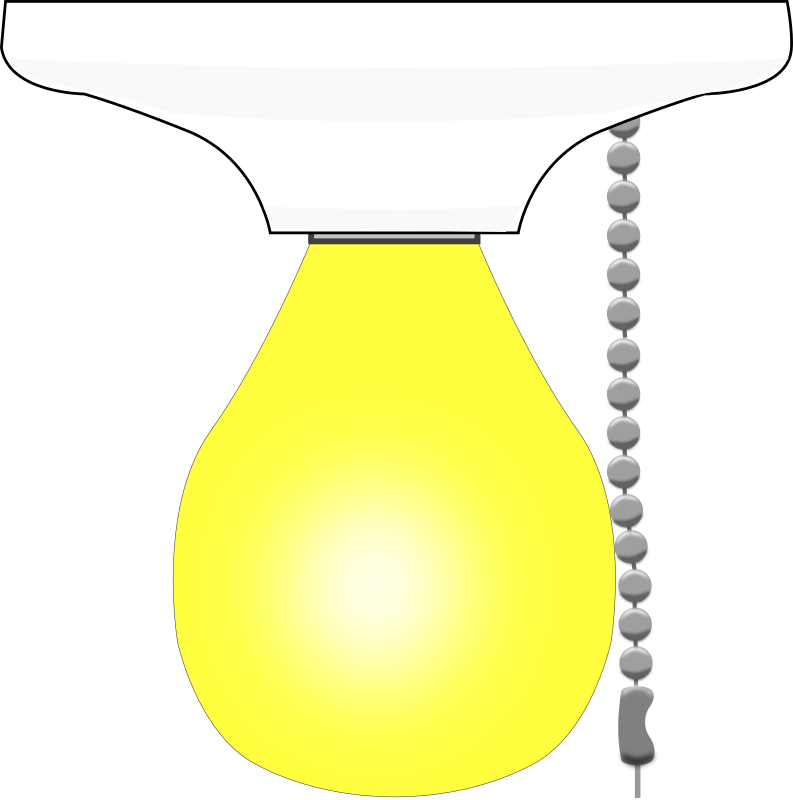 Lightbulb light bulb clip art at vector 2 image 4