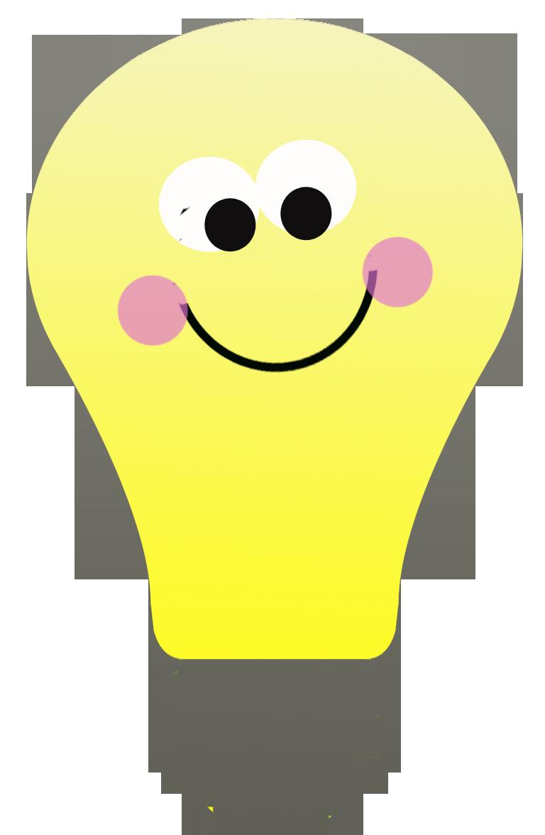 Lightbulb thinking light bulb clip art free clipart images