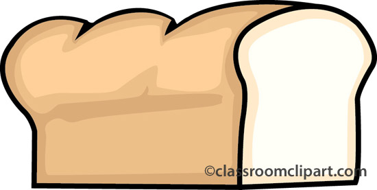 Loaf of bread clipart clipart 2