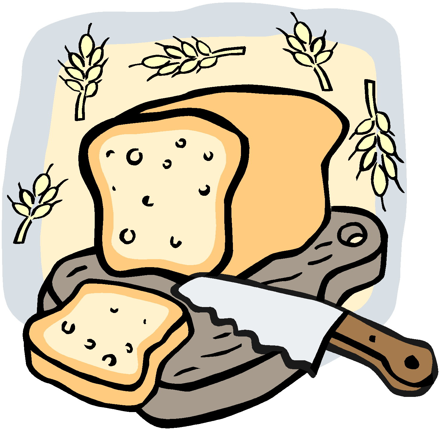 Loaves of bread clip art loaves 3 clipart