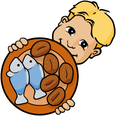 Loaves of bread clipart 2