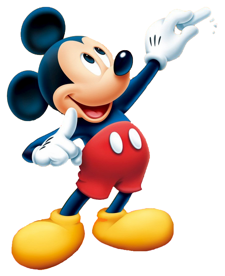 Mickey mouse clipart 3