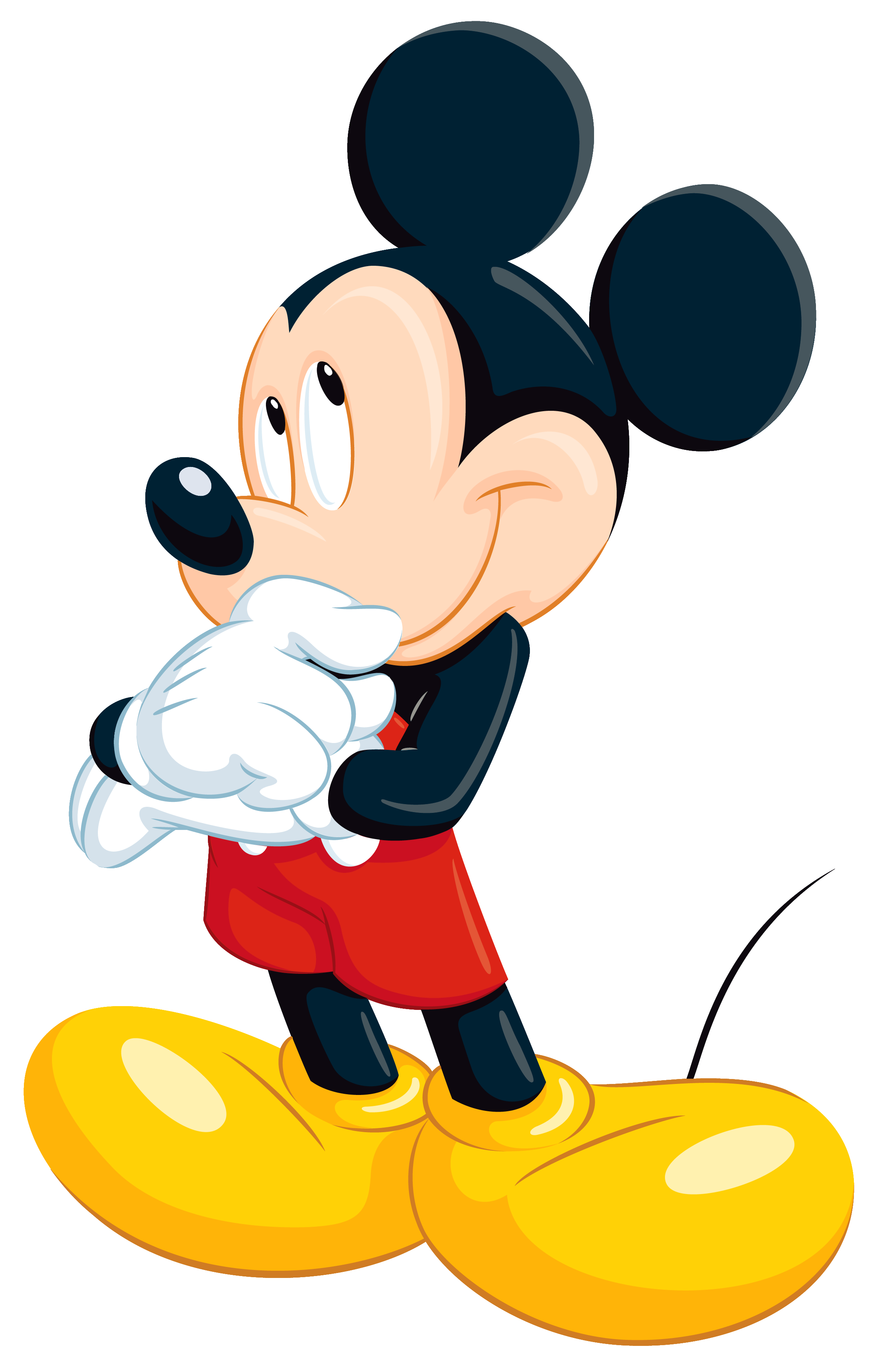 Mickey mouse clipart image