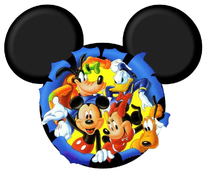 Mickey mouse ears clip art clipart 2