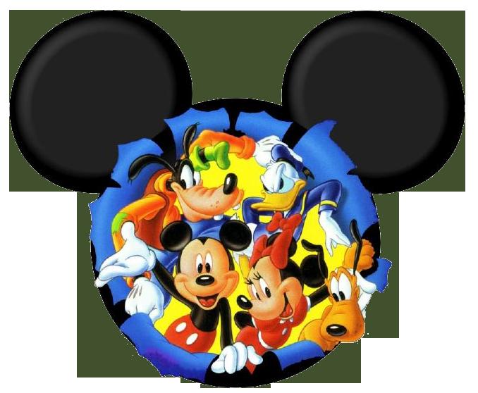 Mickey mouse ears clip art clipart 2