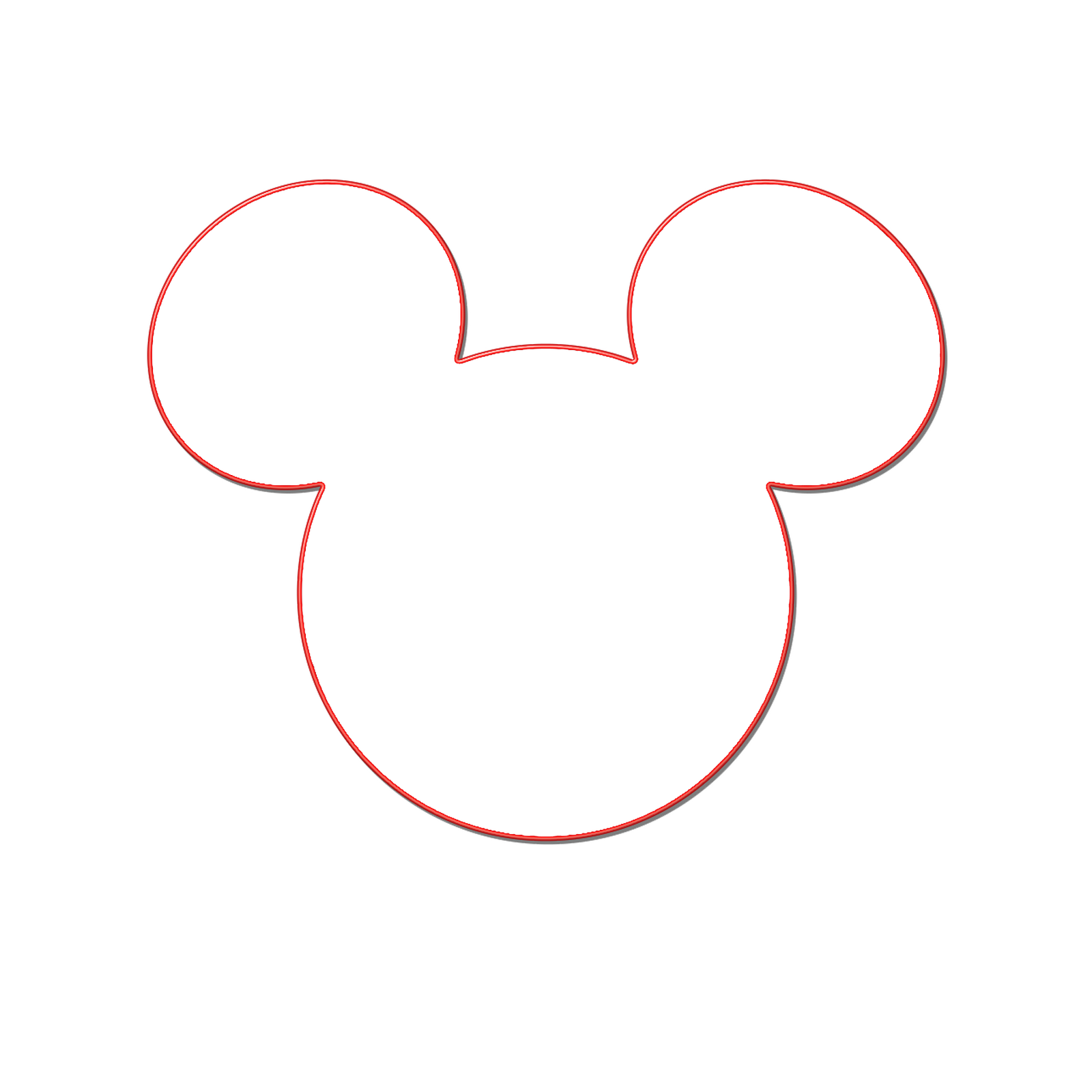 Mickey mouse ears clip art clipart 5